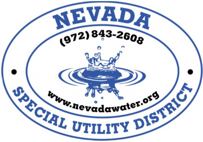 Nevada Special Utility District - Committed to Providing Clean, Safe Water for All Our Residents
